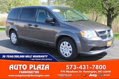 New 2020 Dodge Grand Caravan SE (NOT AVAILABLE IN ALL 50 STATES) Passenger Van for sale in Farmington, MO