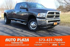 New 2018 Ram 3500 TRADESMAN CREW CAB 4X4 8' BOX Crew Cab 11252 for sale in Farmington, MO