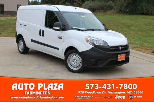 New 2018 Ram ProMaster City TRADESMAN CARGO VAN Cargo Van in Farmington, MO