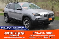 New 2020 Jeep Cherokee NORTH EDITION 4X4 Sport Utility for sale in Farmington, MO