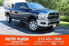 New 2019 Ram 2500 BIG HORN MEGA CAB 4X4 6'4 BOX Mega Cab for sale in Farmington, MO