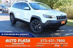 New 2020 Jeep Cherokee UPLAND 4X4 Sport Utility for sale in Farmington, MO