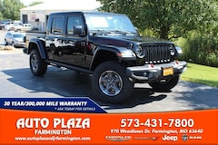 New 2020 Jeep Gladiator RUBICON 4X4 Crew Cab for sale in Farmington, MO