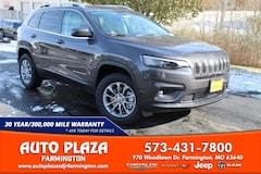 New 2020 Jeep Cherokee LATITUDE PLUS 4X4 Sport Utility for sale in Farmington, MO