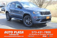 New 2019 Jeep Grand Cherokee LIMITED X 4X4 Sport Utility 11332 for sale in Farmington, MO