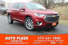 Used Vehicles for sale 2019 Chevrolet Traverse Premier SUV in Farmington, MO