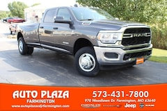 New 2019 Ram 3500 TRADESMAN CREW CAB 4X4 8' BOX Crew Cab for sale in Farmington, MO