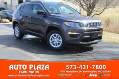 New 2019 Jeep Compass SPORT FWD Sport Utility for sale in Farmington, MO