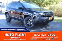 New 2020 Jeep Cherokee UPLAND 4X4 Sport Utility for sale in Farmington, MO