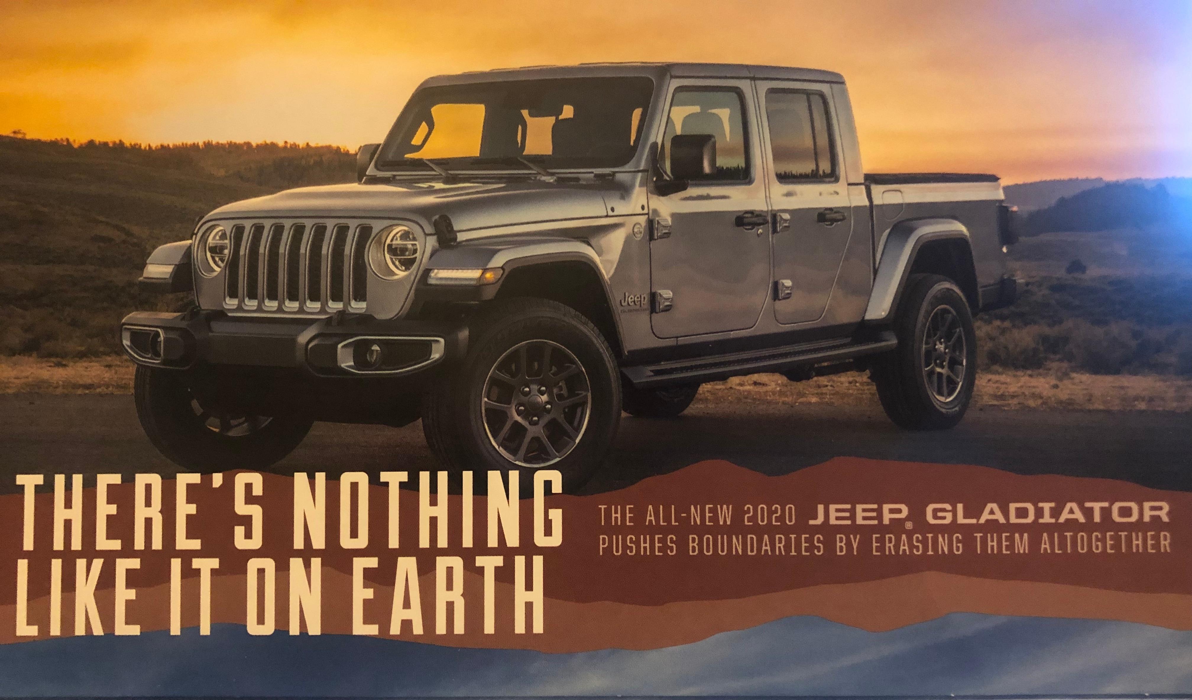 Farmington Auto Plaza >> 2020 Jeep Gladiator Specs, Features and Pricing Farmington Mo Near Cape Girardeau