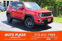 New 2019 Jeep Renegade HIGH ALTITUDE 4X4 Sport Utility for sale in Farmington, MO