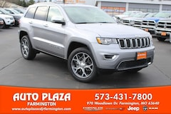 New 2019 Jeep Grand Cherokee LIMITED 4X4 Sport Utility 11191 for sale in Farmington, MO