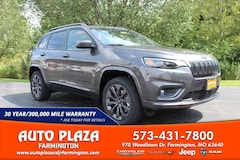New 2021 Jeep Cherokee HIGH ALTITUDE 4X4 Sport Utility for sale in Farmington, MO