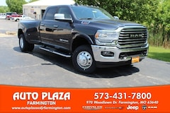 New 2019 Ram 3500 LARAMIE LONGHORN CREW CAB 4X4 8' BOX Crew Cab for sale in Farmington, MO