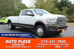 New 2020 Ram 3500 LARAMIE LONGHORN CREW CAB 4X4 8' BOX Crew Cab for sale in Farmington, MO