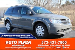 New 2019 Dodge Journey SE VALUE PACKAGE Sport Utility for sale in Farmington, MO