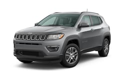 New 2020 Jeep Compass SUN AND SAFETY 4X4 Sport Utility for sale in Farmington, MO