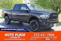 New 2020 Ram 2500 BIG HORN CREW CAB 4X4 6'4 BOX Crew Cab for sale in Farmington, MO