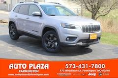 New 2019 Jeep Cherokee ALTITUDE 4X4 Sport Utility for sale in Farmington, MO