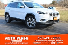 New 2019 Jeep Cherokee LIMITED 4X4 Sport Utility for sale in Farmington, MO