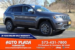 New 2020 Jeep Grand Cherokee LIMITED 4X4 Sport Utility for sale in Farmington, MO