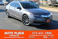 Used Vehicles for sale 2017 Acura TLX V6 SH-AWD with Technology Package Sedan in Farmington, MO