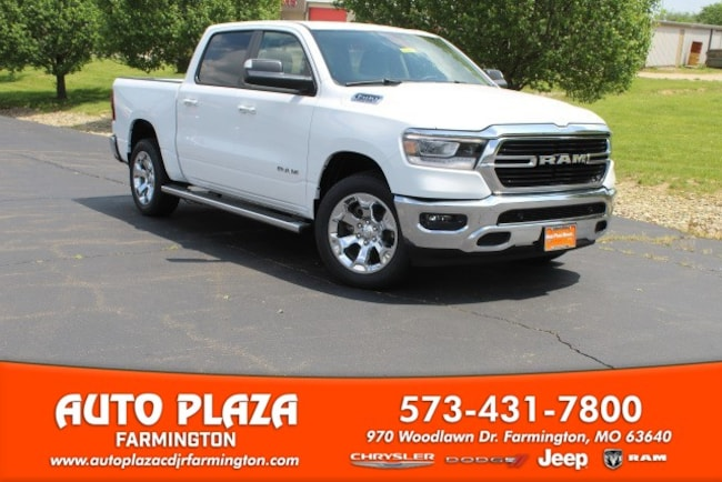 New 2019 Ram 1500 BIG HORN / LONE STAR CREW CAB 4X4 5'7 BOX Crew Cab in Farmington, MO