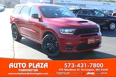 New 2019 Dodge Durango R/T AWD Sport Utility 11212 for sale in Farmington, MO