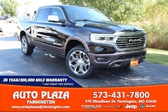 New 2020 Ram 1500 LARAMIE LONGHORN CREW CAB 4X4 5'7 BOX Crew Cab for sale in Farmington, MO