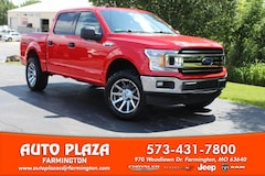 Used Vehicles for sale 2019 Ford F-150 Truck SuperCrew Cab in Farmington, MO