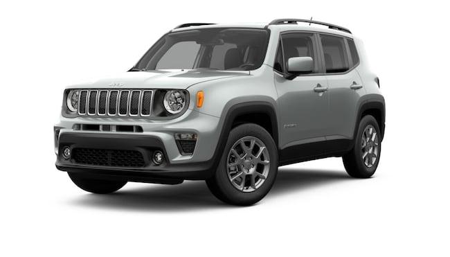 New 2019 Jeep Renegade LATITUDE 4X4 Sport Utility in Farmington, MO