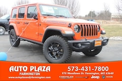 New 2019 Jeep Wrangler UNLIMITED MOAB 4X4 Sport Utility 11262 for sale in Farmington, MO