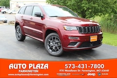 New 2019 Jeep Grand Cherokee LIMITED X 4X4 Sport Utility for sale in Farmington, MO