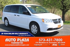 New 2020 Dodge Grand Caravan SE Passenger Van for sale in Farmington, MO