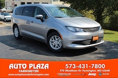 New 2020 Chrysler Voyager LX Passenger Van for sale in Farmington, MO