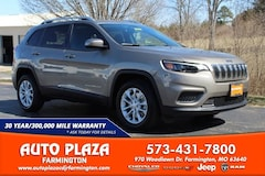 New 2020 Jeep Cherokee LATITUDE FWD Sport Utility for sale in Farmington, MO