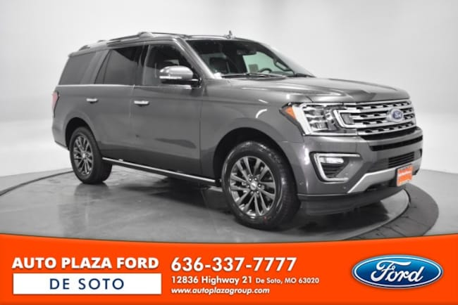New 2019 Ford Expedition Limited SUV For Sale/Lease De Soto, MO