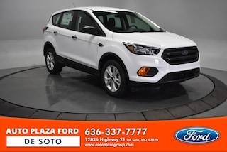 New 2019 Ford Escape S SUV For Sale DeSoto MO