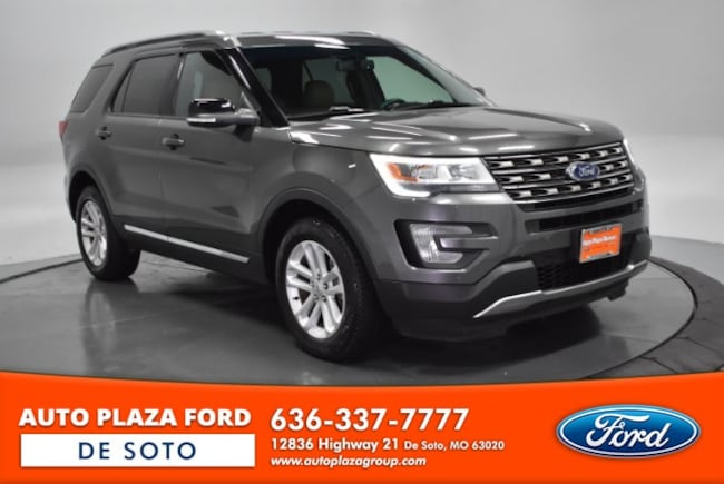 Used 2016 Ford Explorer XLT SUV For Sale De Soto, MO