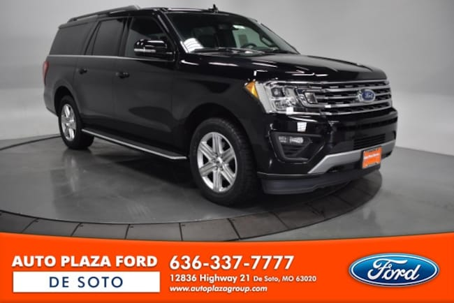 New 2019 Ford Expedition Max XLT SUV For Sale/Lease De Soto, MO