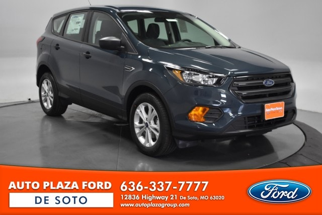 Auto Plaza Desoto >> New 2019 2020 Ford Escape For Sale De Soto Mo Auto Plaza
