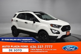 2021 Ford EcoSport SES 4WD SUV