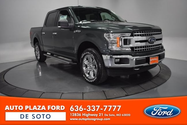 New 2018 Ford F-150 XLT Truck For Sale/Lease De Soto, MO