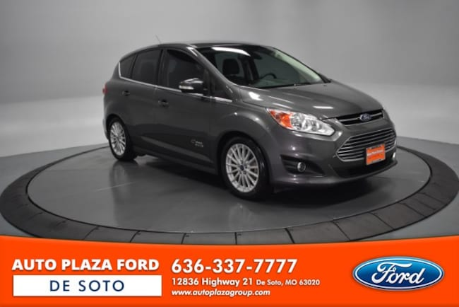 Used 2015 Ford C-Max Energi SEL Hatchback For Sale De Soto, MO