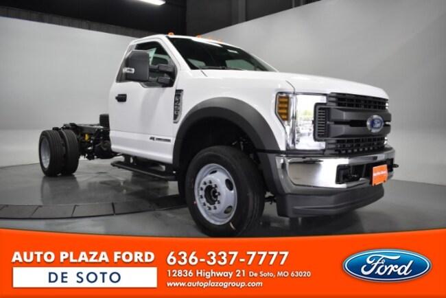 New 2019 Ford Super Duty F-450 DRW Truck For Sale/Lease De Soto, MO