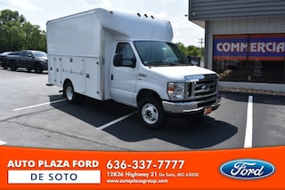 2019 Ford E-Series Cutaway Commercial