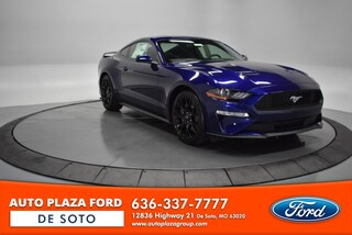 New 2019 Ford Mustang Ecoboost Coupe For Sale DeSoto MO