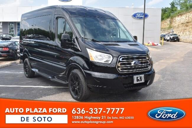 5b1f78ee30 New 2018 Ford Transit Van Explorer Conversion Van For Sale Lease De Soto