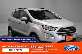 2021 Ford EcoSport SE 4WD SUV