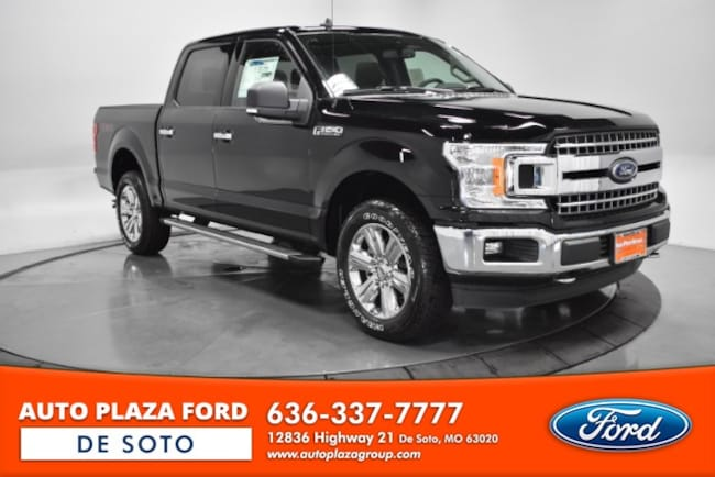 New 2019 Ford F-150 XLT Truck For Sale/Lease De Soto, MO